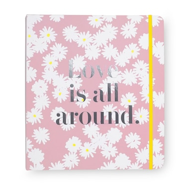 kate spade new york love is all around bridal planner