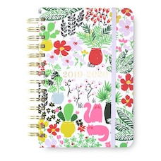 2019-2020 kate spade new york medium 17-month planner garden posy