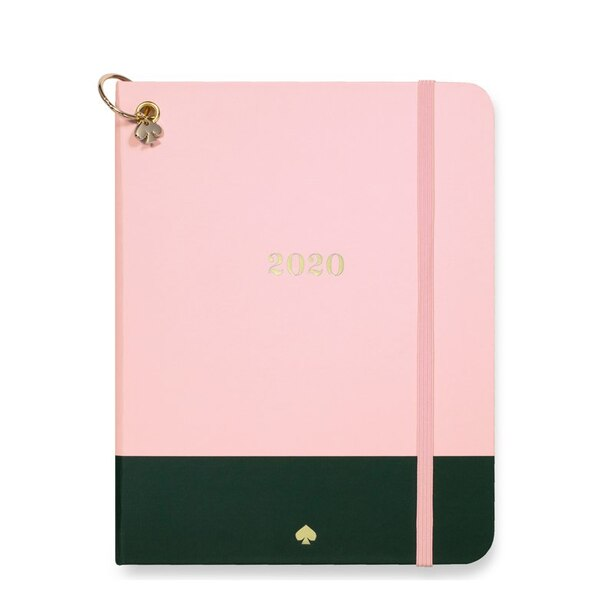 2020 kate spade new york colorblock medium 12-month planner