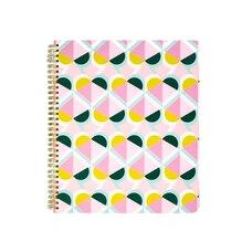 kate spade new york large spiral notebook geospade