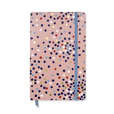 kate spade new york take note large notebook dance floor dot