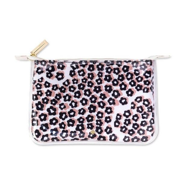 kate spade new york pencil pouch flair flora