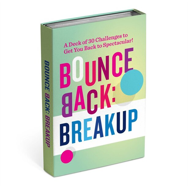 Bounce Back Stack Card Pack, Set of