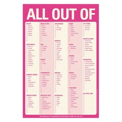 All Out Of Pad Pink