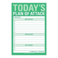 Great Big Stickies - Today'S Plan Of Att