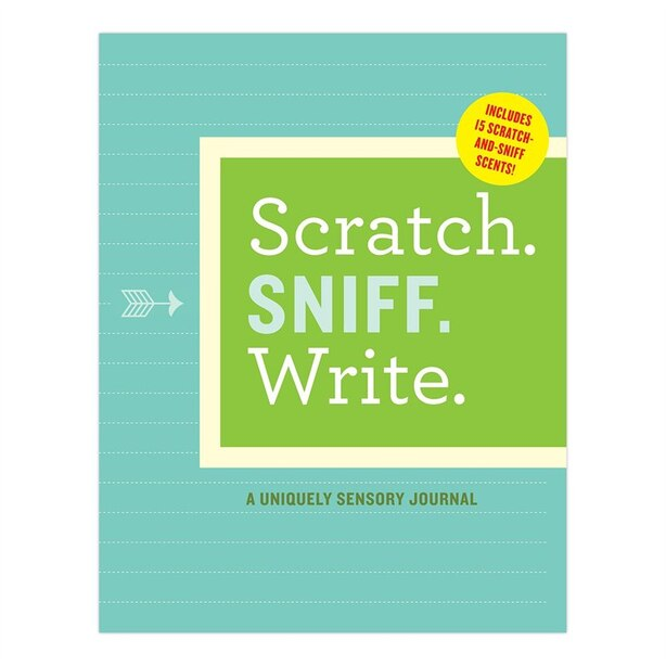 Scratch Sniff Write Journal