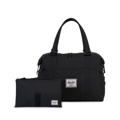 STRAND SPROUT DIAPER BAG, BLACK