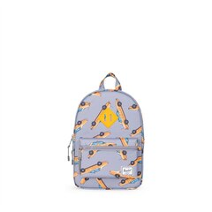 HERITAGE KIDS BACKPACK, GREY TAXI