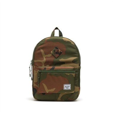 Herschel Heritage Youth Backpack Woodland Camo