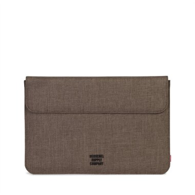 "HERSCHEL SPOKANE 12"" MACBOOK SLEEVE CANTEEN CROSSHATCH"