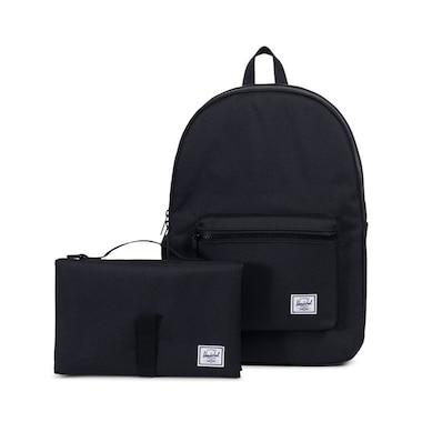 ae32ac081557 HERSCHEL SETTLEMENT SPROUT BACKPACK DIAPER BAG BLACK by Herschel Supply  Company Ltd