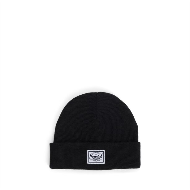 Herschel Sprout Fall and Winter Hat Baby Black