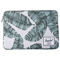 "HERSCHEL ANCHOR 13"" MACBOOK SLEEVE SILVER BIRCH PALM"