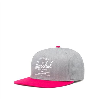 0c1548dc Herschel Whaler Youth Snapback Cap Hat Grey Very Berry by Herschel Supply  Co. | Toys | chapters.indigo.ca