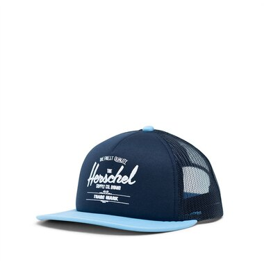 3eb26f7a Herschel Whaler Youth Cap Navy Alaskan by Herschel Supply Co. | Toys |  chapters.indigo.ca