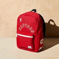 Settlement Backpack Toronto Raptors Red