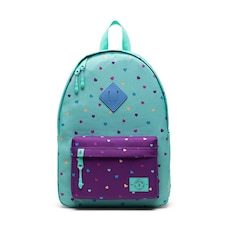 Bayside Recycled Backpack, Candy Hearts