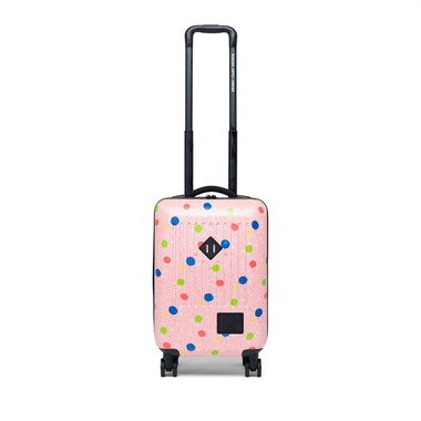 Herschel Little Herschel Trade Suitcase Primary Polka
