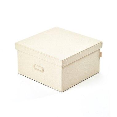 Stax Small Box – Cream
