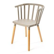 Kaptain Chair - Natural
