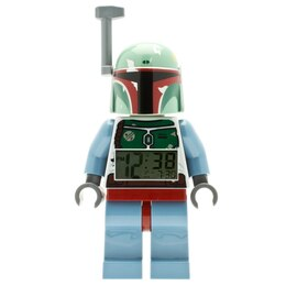 Lego Star Wars Clock - Boba Fett