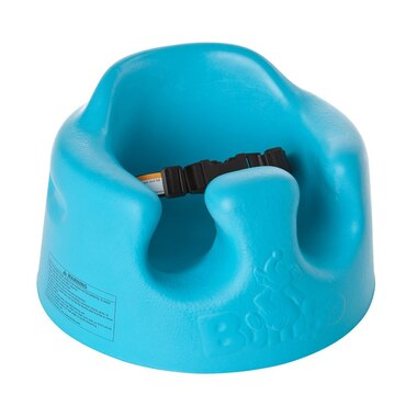 Bumbo floor seat blue by bumbo highchairs boosters - Silla colgante para bebe ...