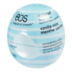 eos Visibly Soft Vanilla Mint Lip Balm