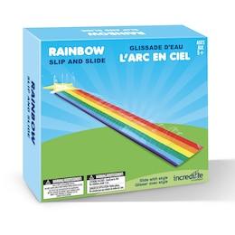Rainbow Slip n Slide