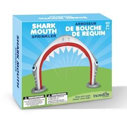 Giant Shark Mouth Arch Sprinkler