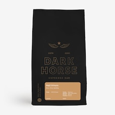 Dark Horse Guji Ethiopia Whole Bean Coffee 300g