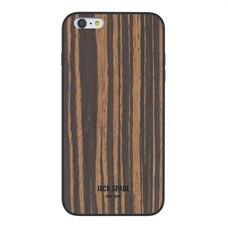 Jack Spade Wood Case for iPhone 6/6s Plus - Ebony