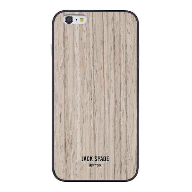 Jack Spade Wood Case for iPhone 6/6s Plus - Walnut