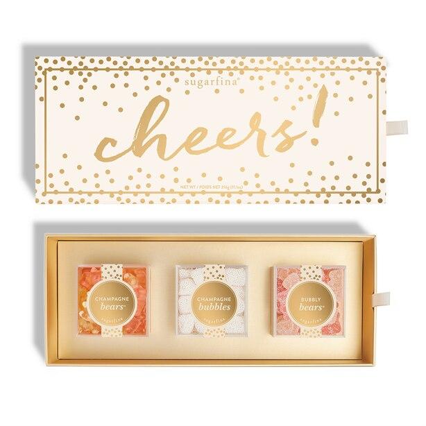 Sugarfina Cheers 3 Piece Candy Bento Box®