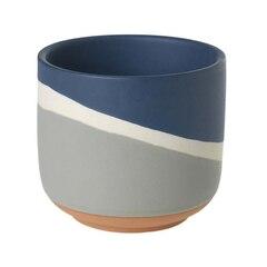 Hofland Colourway Plant Pot – Blue