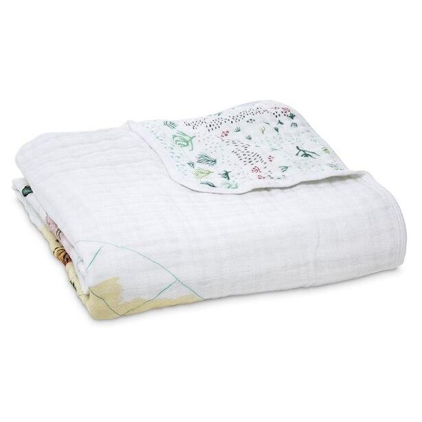 Classic Blanket Around the World
