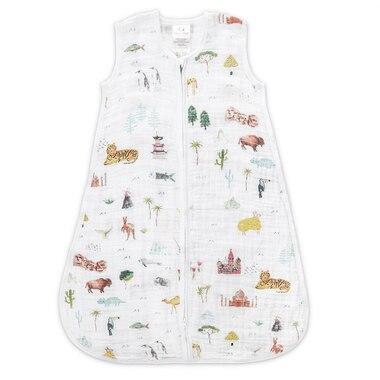 aden + anais® Classic Sleeping Bag Around the World Small