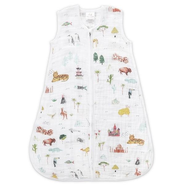 aden + anais® Classic Sleeping Bag Around the World Medium