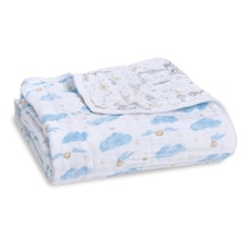 ADEN & ANAIS HARRY POTTER™ ICONIC - LETTERS  CLASSIC DREAM BLANKET