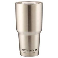 Asobu Insulated Travel Mug – Silver