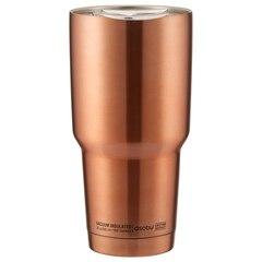 Asobu Insulated Travel Mug – Copper