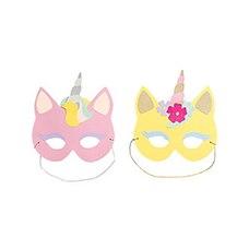 Ensemble pour masque de licorne