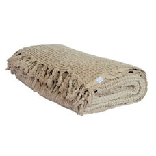 House of Jude Piccola Waffle Blanket Willow