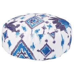 Zafu Meditation Pillow – Blue