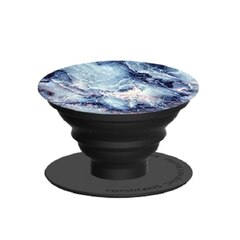 POPSOCKETS PHONE/TABLET STAND, MOUNT & GRIP - BLUE MARBLE