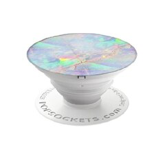 POPSOCKETS PHONE/TABLET STAND, MOUNT & GRIP - OPAL
