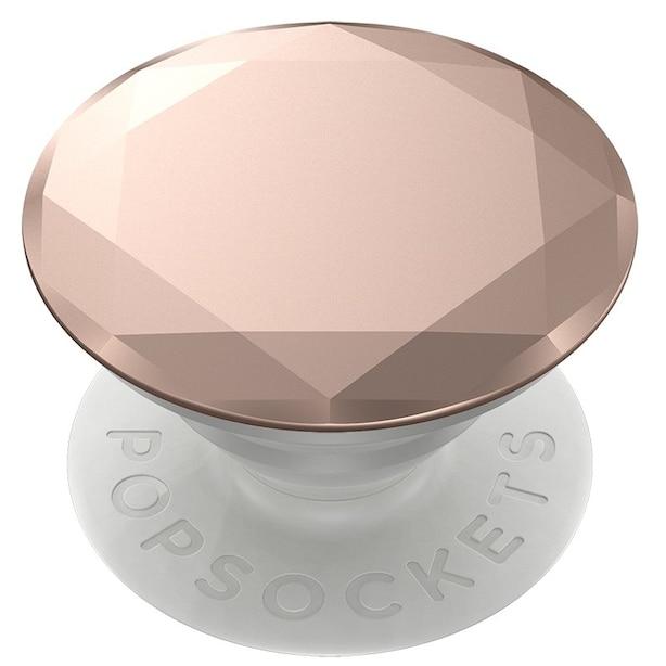 PopSocket Metallic Diamond Rose Gold