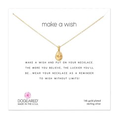 MOM PEBBLE NECKLACE - GOLD PLATED