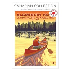 Andrews and Blaine LTD® Canadian Collection Puzzle 1000 Pieces Algonquin (Indigo Exclusive)
