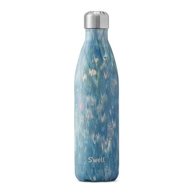 3b961e7a602 S WELL PAINTED POPPY WATER BOTTLE - 17OZ by S well