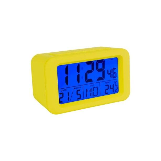 FISURA GUM CLOCK - YELLOW